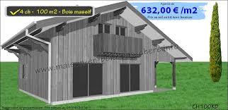 chalet de montagne en kit prix d un chalet traditionnel en bois en kit pas très cher de 100 m2