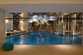 Newmat Light Stretched Ceiling by Spa Hotel Cheval Blanc 2017 Courchevel France U2013 Newmat Stretch