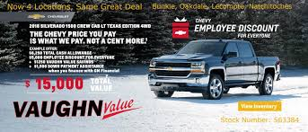 Vaughn Motors In Bunkie, LA   Serving Alexandria, Lafayette ... Lifted Trucks For Sale In Louisiana Used Cars Dons Automotive Group 2018 Nissan Titan King Cab New And For Lafayette Walnut Creek Ford Chevy Dealer Denver Thornton Broomfield Co Customers Hub City Vehicles Sale La 70507 Courtesy Buick Gmc Dealership Baton Rouge Jordan Truck Sales Inc Nhs 1 Hampton Maggio Roads Serving Specials Ita Service