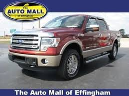 Ford F-150 King Ranch Pickup In Effingham, IL For Sale ▷ Used Cars ...