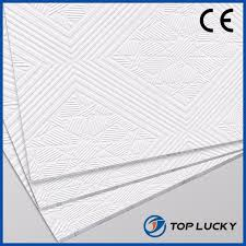 Cheapest Ceiling Tiles 2x4 by Acoustic Perforated Gypsum Ceiling Tiles Acoustic Perforated