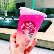 OMG Someone Created Starbucks Unicorn Lemonade
