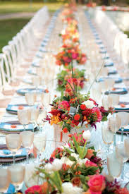 Decor Table Centerpieces For Spring Wedding Decoration Glasses Flowers I Love Family Home Designing Inspiration