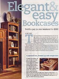 diy bookcase u2022 woodarchivist