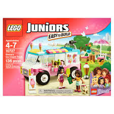 Lego Juniors Friends Emma's Ice Cream Truck Building Toy Ages 4-7 ... Jual Diskon Khus Lego Duplo Ice Cream Truck 10586 Di Lapak Lego Mech Album On Imgur Spin Master Kinetic Sand Modular Icecream Shop A Based The Le Flickr Review 70804 Machine Fbtb Juniors Emmas Ages 47 Ebholaygiftguide Set Toysrus Juniors 10727 Duplo Town At Little Baby Store Singapore Icecream Model Building Blocks For Kids Whosale Matnito