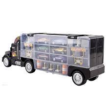 100 Matchbox Car Carrier Truck 18Pcsset Transport Rier Toy For Boys Includes Alloy