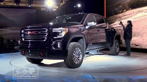 100 Build Your Own Gmc Truck 2019 GMC Sierra 1500 AT4 First Look YouTube