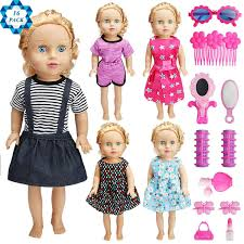2018 Summer Honey Doll Pink Dolly Brush For American Girl Dolls