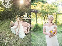 Published On Tutu Fru Vintage Rustic Garden Bridal Session