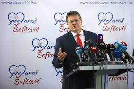 100 Sefcovic EC VicePresident Efovi Leads The New Presidential Poll