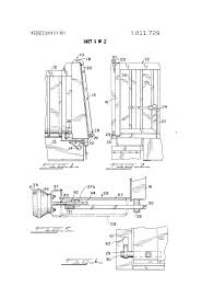 Patent US3811729 - Dump Trailer Having Automatic Tail Gate Lock ... Air High Lift Tailgate Youtube Dump Truck Wikipedia Roto180 Dmf Diversified Metal Fabricators Buyers L001c Truck Release Lever Adapter Mounting Latch Spreading Scott Snyder Dump Truck Service 4194602110 1995 Volvo A35 Off Highway Arculating 6x6 Look Trailer Pronar T6794 Universal Suppliers And Manufacturers Parts Cari Kualitas Tinggi Untuk Dijual Produsen Dan 30823 Cat Group 730 Articulated