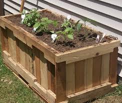 Garden Box Ideas Boxes Barninc Exterior