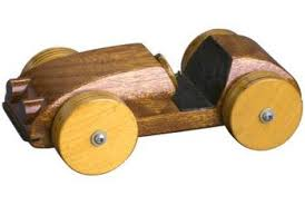 Toy Cars Can Be Made By Woodworkers As Gifts For Kids