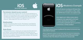 Top 3 iPhone security issues in the app development business CE