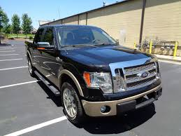 2012 Used Ford F-150 King Ranch At Platinum Used Cars Serving ...