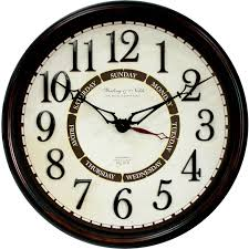 Bed Bath And Beyond Decorative Wall Clocks by Better Homes And Gardens 20
