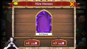Castle Clash Pumpkin Duke Best Traits by 230k Might Free 2 Play Rolling 30000 For Heroes Great Session
