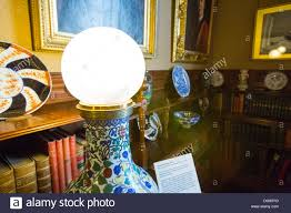 Who Invented The Electric Lamp by An Old Electric Lamp The First In The World To Use The Newly