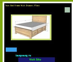 plans for a twin platform bed frame 202044 the best image search