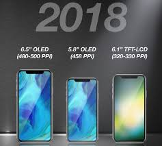 KGI Apple to Launch 6 5 Inch iPhone X Plus and Lower Priced 6 1