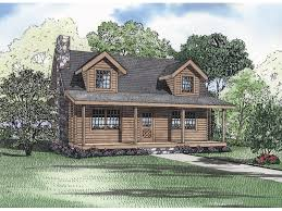 Alaska Rustic Home Plan 073D 0019