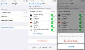 How to fix iCloud backup could not be pleted Macworld UK