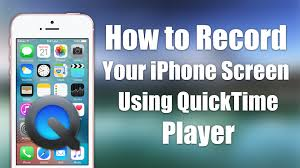 iOS 9 3 2 How to Record Your iPhone s Screen using QuickTime