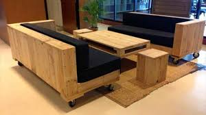 40 Creative DIY Pallet Furniture Ideas 2017