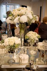 Flower Decorations for Wedding Reception Tall Vase Centerpiece Ideas