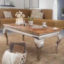 finebuy couchtisch 110x45 5x60 cm wohnzimmer modern sheesham massivholz design wohnzimmertisch mit metallbeinen sofatisch loungetisch rechteckig