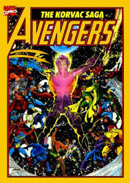1832812 Ww Korvac Saga Issues The Avengers Vol