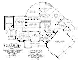 Craftsman Style Floor Plans by Tranquility 5641 House Plan House Plans By Garrell Associates Inc