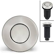 Insinkerator Sink Top Switch Troubleshooting by Amazon Com Garbage Disposal Air Switch Dual Outlet Sink Top