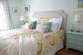 Echo Jaipur Bedding by Diy Upholstered Belgrave Headboard