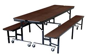 Cafeteria / Lunch Room 6FT Convertible Bench Units Table Some Of The ... Lifetime 72 In Black Plastic Stackable Folding Banquet Table280350 Luan 18x72 6 Ft Seminar Wood Table Vinyl Edging Bolt Solid Trestle 8 Folding Chairs Set Best Price Barnsley Uk For Rent Portable 6ft Rattan Design Fniture Lerado 6ft Foldin Half Rect Table Raptor Almond Table22900 Home Depot Canada Tables 6ft And Chairs Lennov 18m Outdoor Camping With Ft Commercial Combo Youtube Exciting Cosco Interesting Tfh Gazebos And Chair Set Indoor Use