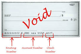 Do You Know How to Void a Check