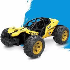 100 Bigfoot Monster Truck Toys RC Car 4WD 24GHz 112 Climbing Car 4x4 Double Motors Car