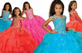 in stock dresses in stock flower dresses girls pageant