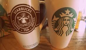 Symbols From The Starbucks Logo History