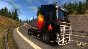 SCS Software's Blog: Euro Truck Simulator 2 Company Paintjobs