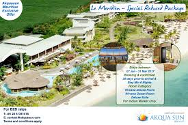 le méridien ile maurice mauritius stands at the edge of 1 000