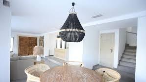 esszimmer einer luxusimmobilie im ibiza stil zum verkauf in