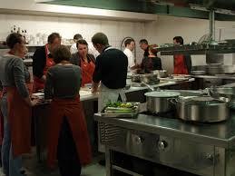 cours de cuisine à rennes avec un chef étoilé