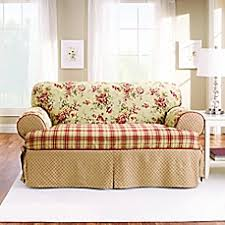 Bed Bath And Beyond Sure Fit Slipcovers by Sofa Covers U0026 Furniture Slipcover Collections Bed Bath U0026 Beyond