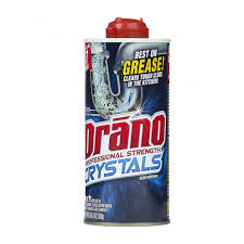 Floor Sweeping Compound Menards by Drano Kitchen Crystals Clog Remover 18 Ounces Walmart Com