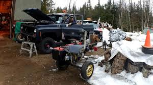 100 Hodge Podge Truck First Startup For The 1978 Hodgepodge Plow Truck With 62l Turbo