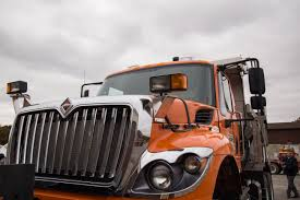 100 Plow Trucks For Sale In Michigan Road Commission Plow Trucks Get Green Lights To Increase Visibility