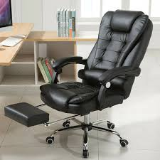 Modern Office High Back Swivel Computer Desk Chair PU Leather Height  Adjustable Merax Ergonomic High Back Racing Style Recling Office Chair Adjustable Rotating Lift Pu Leather Computer Gaming Folding Heightadjustable Bench Architonic Recomended Product Songmics Mesh 247 400 Lb Black Fabric With Lumbar Knob Details About Swivel Brown Faux Executive Hcom Seat Desk Chairs Height Armchair New Adjustable Desks And Workstations Linear Actuators Us 107 33 Offergonomic Support Thick Cushion On Aliexpress With Foldable Armrest Head The 14 Best Of 2019 Gear Patrol Chair Mega Discount A06f6