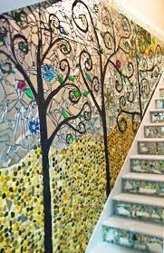 how to do mosaic wall earthgrow