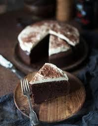 saftiger guinness schokoladenkuchen zimtkeks und apfeltarte